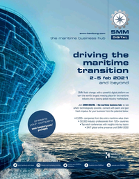 Offshore Engineer Magazine, page 2nd Cover,  Nov 2020