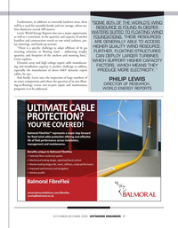 Offshore Engineer Magazine, page 19,  Nov 2020