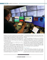 Offshore Engineer Magazine, page 22,  Nov 2020