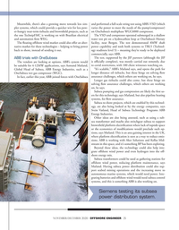 Offshore Engineer Magazine, page 25,  Nov 2020