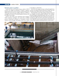 Offshore Engineer Magazine, page 26,  Nov 2020