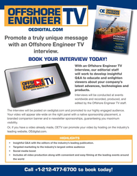 Offshore Engineer Magazine, page 29,  Nov 2020