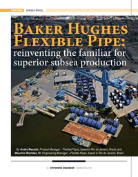 Offshore Engineer Magazine, page 32,  Nov 2020