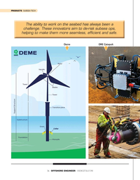 Offshore Engineer Magazine, page 36,  Nov 2020