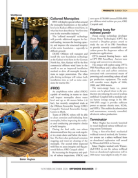Offshore Engineer Magazine, page 37,  Nov 2020
