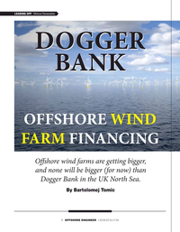 Offshore Engineer Magazine, page 8,  Jan 2021