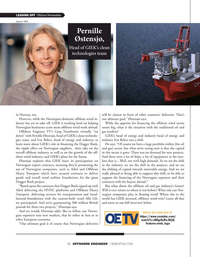 Offshore Engineer Magazine, page 10,  Jan 2021