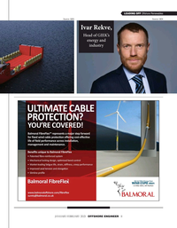 Offshore Engineer Magazine, page 11,  Jan 2021