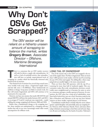 Offshore Engineer Magazine, page 14,  Jan 2021