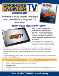 Offshore Engineer Magazine, page 17,  Jan 2021