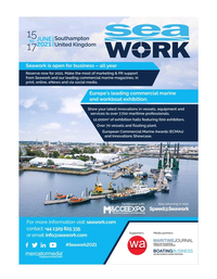 Offshore Engineer Magazine, page 1,  Jan 2021
