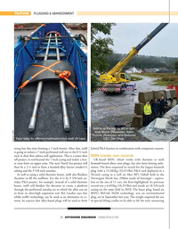 Offshore Engineer Magazine, page 28,  Jan 2021