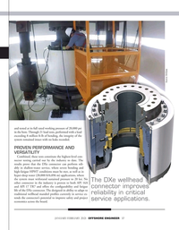 Offshore Engineer Magazine, page 37,  Jan 2021