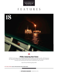 Offshore Engineer Magazine, page 2,  Jan 2021