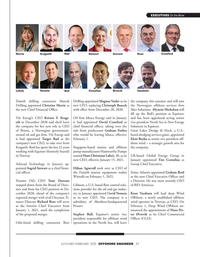 Offshore Engineer Magazine, page 47,  Jan 2021
