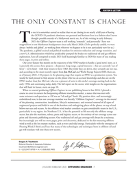 Offshore Engineer Magazine, page 7,  Jan 2021