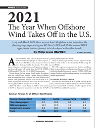 Offshore Engineer Magazine, page 16,  Mar 2021