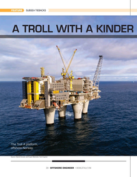 Offshore Engineer Magazine, page 20,  Mar 2021