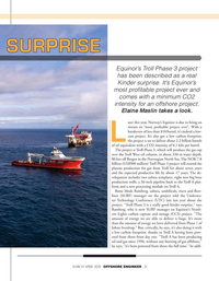 Offshore Engineer Magazine, page 21,  Mar 2021