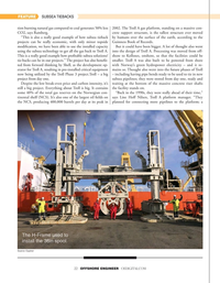 Offshore Engineer Magazine, page 22,  Mar 2021