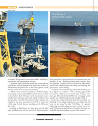 Offshore Engineer Magazine, page 24,  Mar 2021