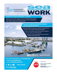 Offshore Engineer Magazine, page 1,  Mar 2021