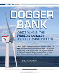 Offshore Engineer Magazine, page 28,  Mar 2021