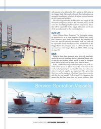 Offshore Engineer Magazine, page 33,  Mar 2021