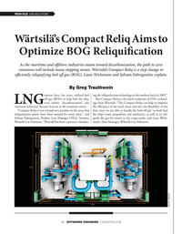 Offshore Engineer Magazine, page 40,  Mar 2021