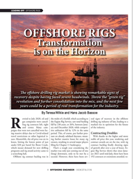 Offshore Engineer Magazine, page 8,  Jul 2021