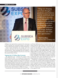 Offshore Engineer Magazine, page 14,  Jul 2021