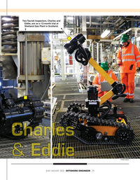 Offshore Engineer Magazine, page 29,  Jul 2021