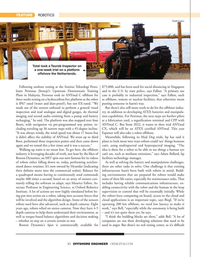 Offshore Engineer Magazine, page 30,  Jul 2021