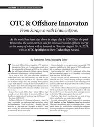 Offshore Engineer Magazine, page 42,  Jul 2021