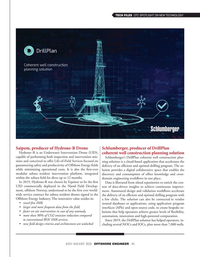 Offshore Engineer Magazine, page 45,  Jul 2021
