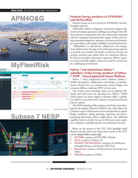 Offshore Engineer Magazine, page 46,  Jul 2021