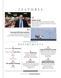 Offshore Engineer Magazine, page 3,  Jul 2021