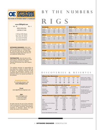 Offshore Engineer Magazine, page 4,  Jul 2021
