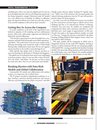 Offshore Engineer Magazine, page 24,  Sep 2021