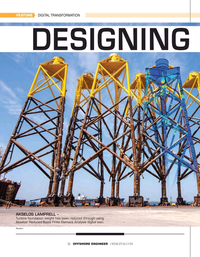 Offshore Engineer Magazine, page 26,  Sep 2021