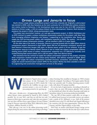 Offshore Engineer Magazine, page 35,  Sep 2021