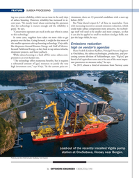 Offshore Engineer Magazine, page 36,  Sep 2021