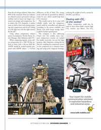 Offshore Engineer Magazine, page 37,  Sep 2021