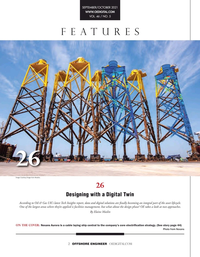 Offshore Engineer Magazine, page 2,  Sep 2021