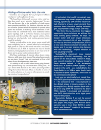 Offshore Engineer Magazine, page 39,  Sep 2021