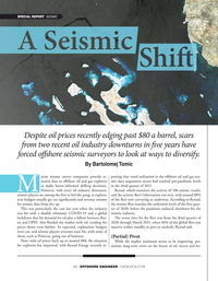 Offshore Engineer Magazine, page 40,  Sep 2021