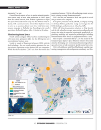 Offshore Engineer Magazine, page 42,  Sep 2021