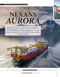 Offshore Engineer Magazine, page 44,  Sep 2021