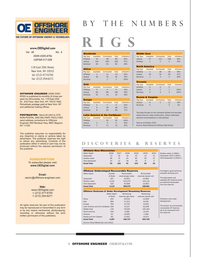Offshore Engineer Magazine, page 4,  Sep 2021