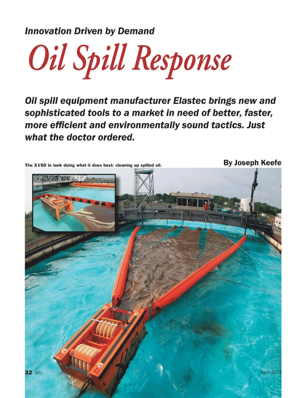 Marine News Magazine, page 32,  Apr 2013 oil